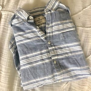 American Eagle Outfitters Shirts - American Eagle Button Down
